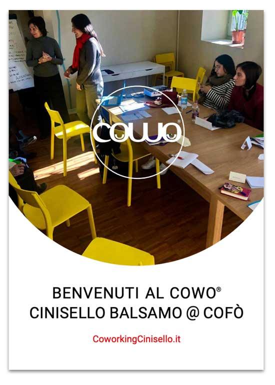 Ebook Coworking Cinisello