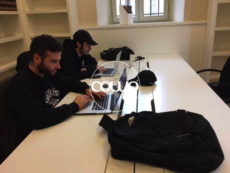 Scrivanie in affitto al Coworking Cinisello Cofò