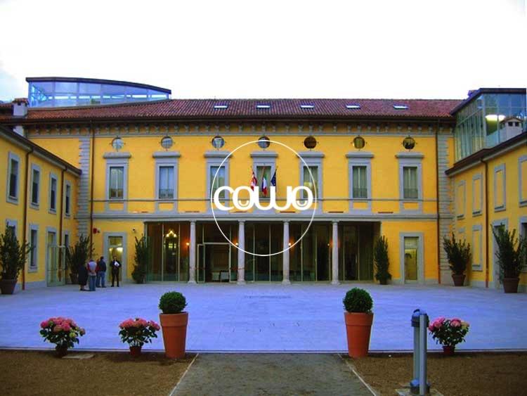 Villa Breme Forno, sede Coworking Cinisello