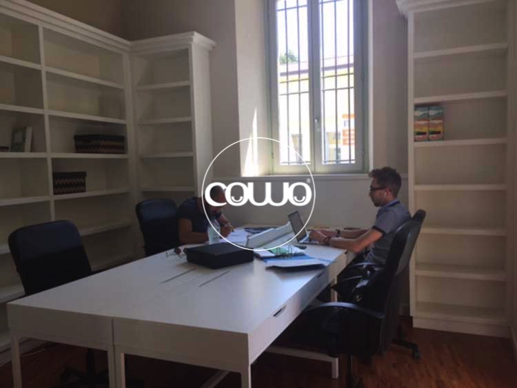 Ufficio in Coworking a Cinisello